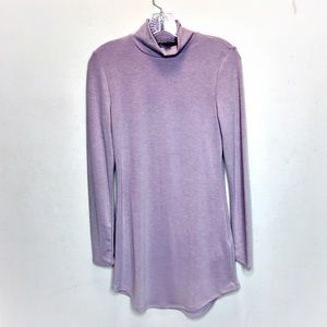 Forever 21 Purple Long sleeve Dress